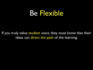 One of the slides I use quite frequently when talking about learning potential.